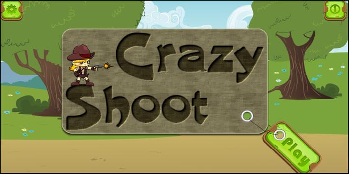 CrazyShoot poster