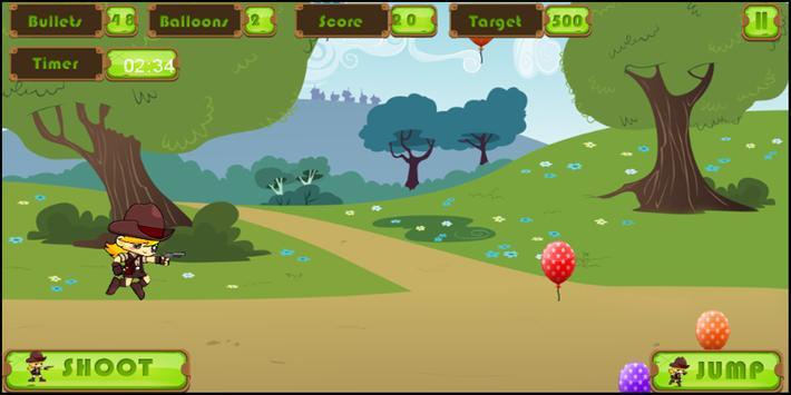 CrazyShoot apk screenshot