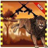 Wild Desert Animals Shooter 2018 icon