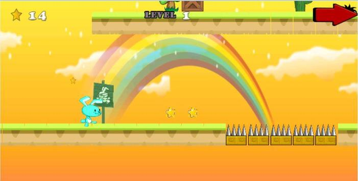 Super Bunny Run Adventure apk screenshot