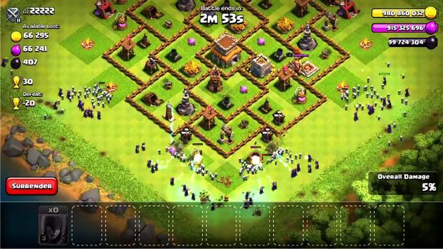 Cheat Clash Of Clans screenshot 16