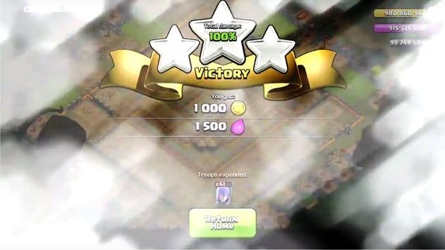 Cheat Clash Of Clans screenshot 5