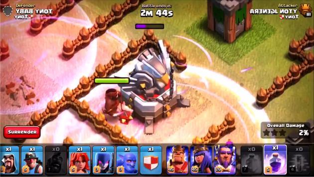 Cheat Clash Of Clans screenshot 8