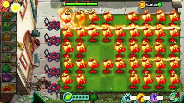 Cheat Plants Vs Zombies 2 screenshot 10