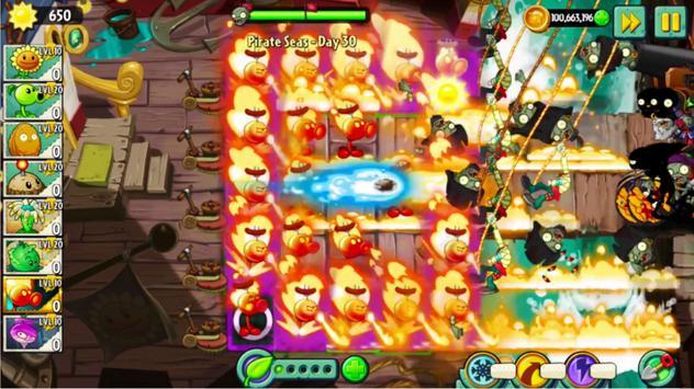 Cheat Plants Vs Zombies 2 screenshot 2