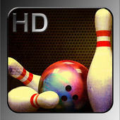3D Bowling : Lanes on Fire icon