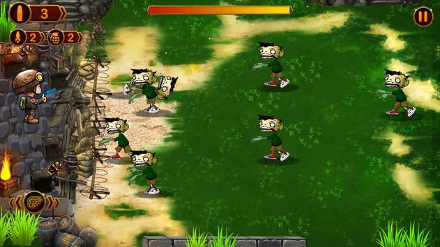 Zombie Defense - Darkest Day screenshot 12