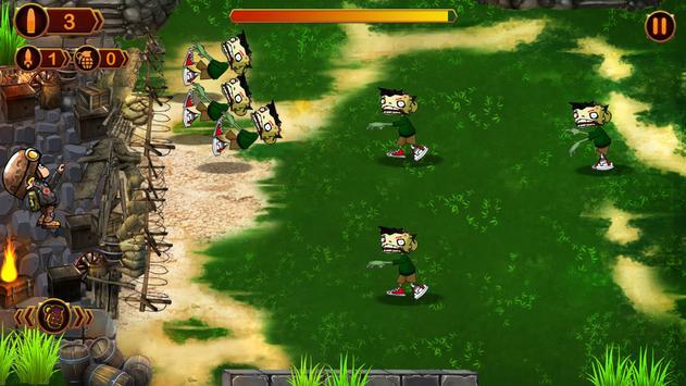 Zombie Defense - Darkest Day screenshot 7
