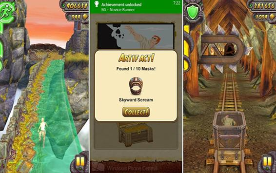Strategy for temple run 2 apk screenshot