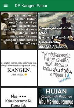 Gambar DP Kangen Pacar poster