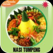 Desain Nasi Tumpeng Hias icon