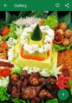 Desain Nasi Tumpeng Hias apk screenshot