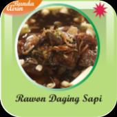 Rawon Daging Sapi Resep Masak icon
