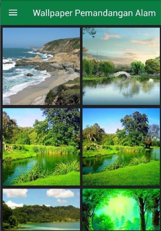 Wallpaper Pemandangan Alam Apk Download Gratis Fotografi Apl Untuk