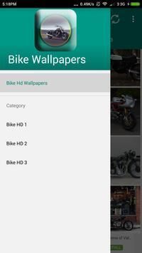 Bike Hd Wallpapers apk screenshot