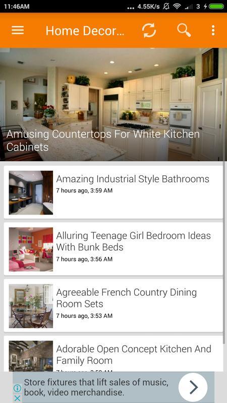 Home Decorating Ideas Screenshot 3