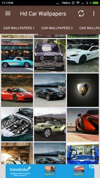 Hd Car Wallpapers for Android screenshot 3
