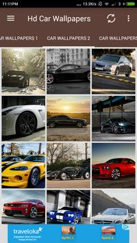 Hd Car Wallpapers for Android screenshot 16