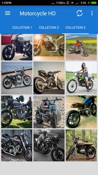 Motorcycle Wallpaper HD apk screenshot
