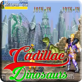 Guide Cadillac&Dinosaurs icon