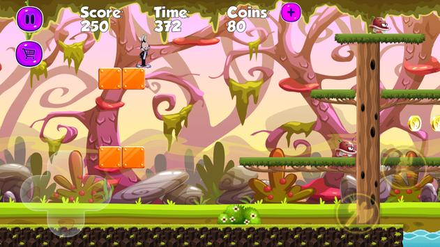 Bunicula funny run adventure apk screenshot
