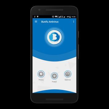 Bunifu Mobile Security 2.0 poster