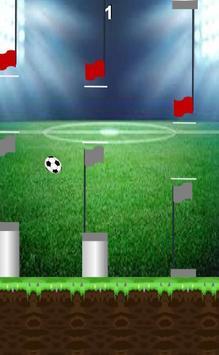 DODGE BALL - Addictive Soccer poster