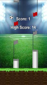 DODGE BALL - Addictive Soccer apk screenshot