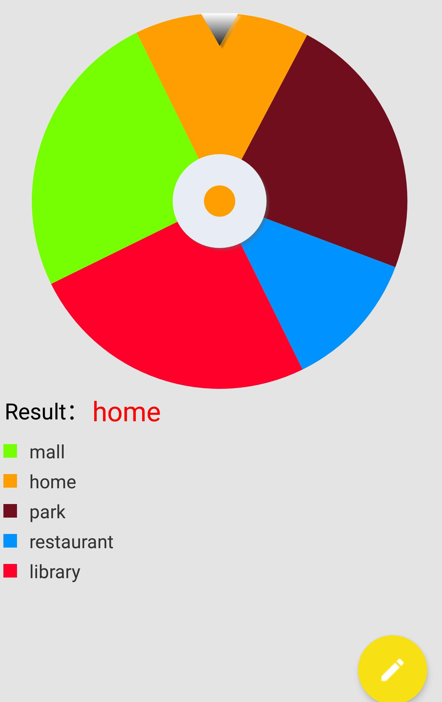 My Lucky Wheel for Android - APK Download