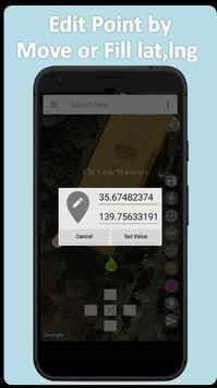 Schermata apk Map Area Measure