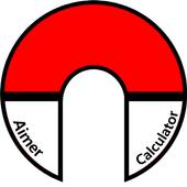 POKsniper -aimer,Lv calculator icon