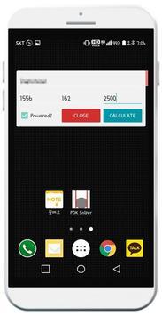POKsniper -aimer,Lv calculator apk screenshot