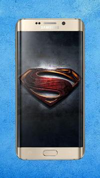 Superman New Wallpaper poster