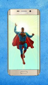 Superman New Wallpaper screenshot 3