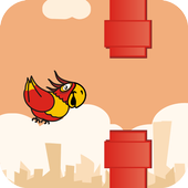Fly Fly  Parrot icon