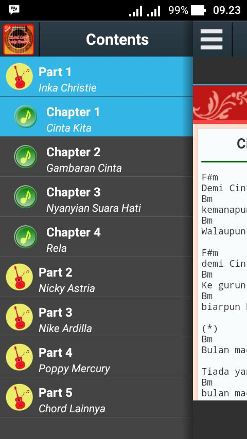 Chord Lagu Lady Rocker For Android Apk Download