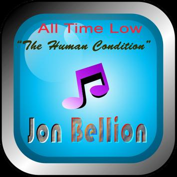 All Time Low by Jon Bellion poster