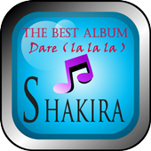 Try Everything by Shakira icon