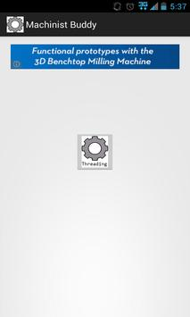 Machinist Thread Calculator poster