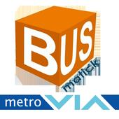 BusUP Metrovía icon