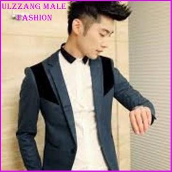 Ulzzang Male Fashion poster