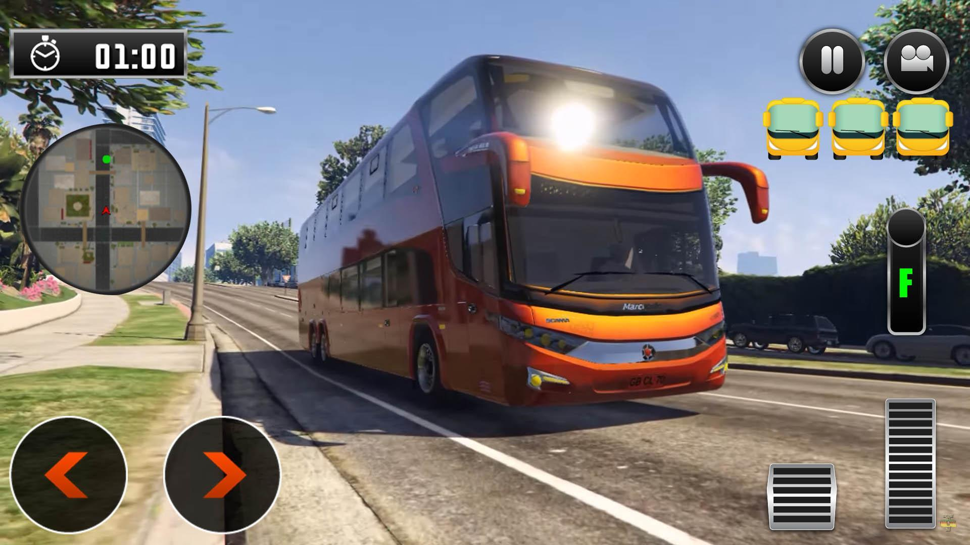 Bus Simulator Game 2018 For Android Apk Download
