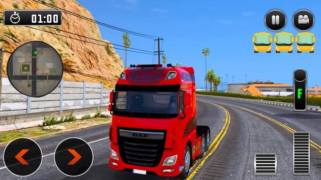 Resultado de imagen para Truck Simulator 18 apk