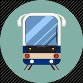 Busan Subway Korea METRO icon