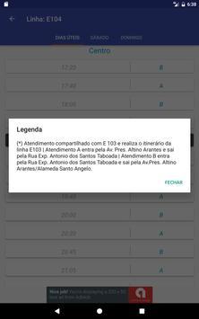 Busão Mogi screenshot 16