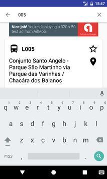 Busão Mogi screenshot 1
