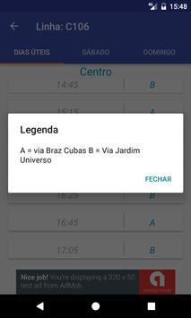Busão Mogi screenshot 4