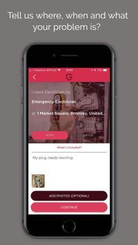 GeoGenie – Services On Demand screenshot 1