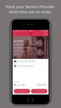 GeoGenie – Services On Demand screenshot 3
