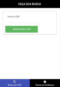Busca CEP screenshot 3